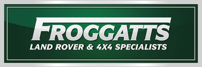 Froggatts Land Rover & 4x4 Specialists