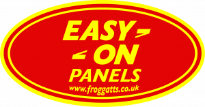 EASY ON PANELS for Land Rover & Range Rover