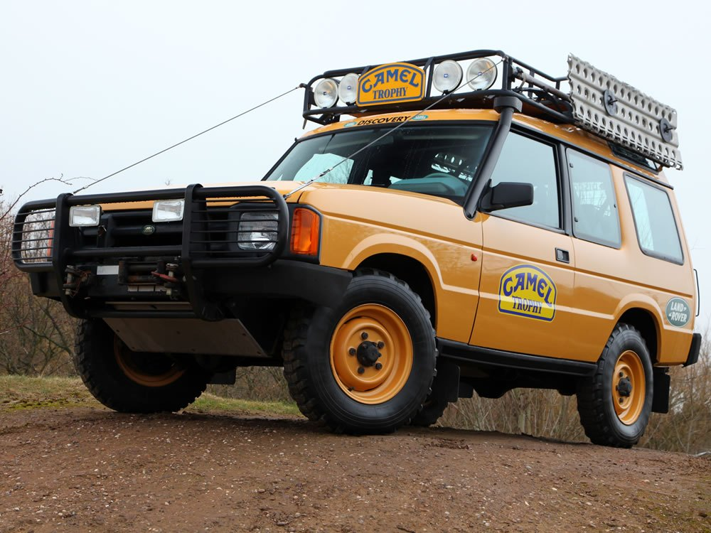 Land Rover Discovery 1 Parts