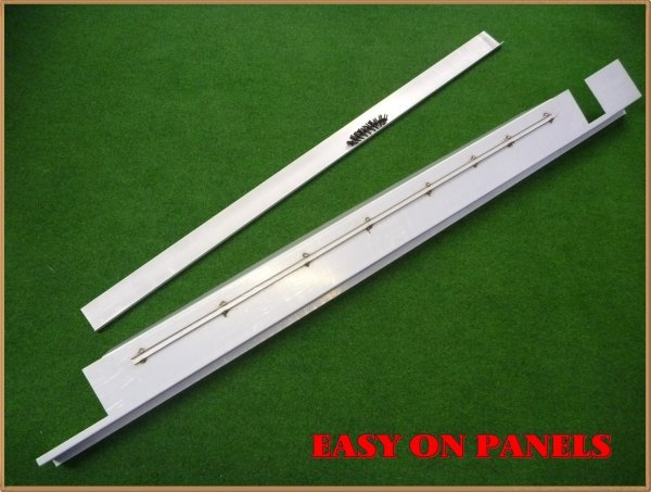 SILL REPAIR KIT RANGE ROVER CLASSIC 2 DOOR MODELS N/S (EARLY)