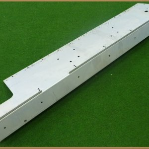 RANGE ROVER CLASSIC 4 DOOR FULL OUTER SILL O/S