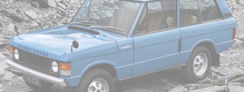 Range Rover Classic Parts