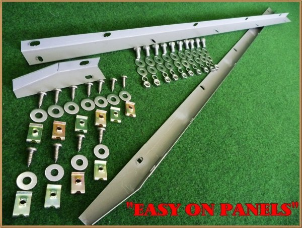 range rover classic wing top rails and fittings